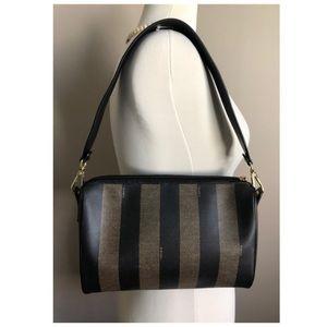 Fendi Bags - Authentic Vintage FENDI FF Clutch Shoulder Bag